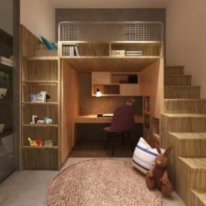 Do I need planning permission to use a study as a second bedroom?
