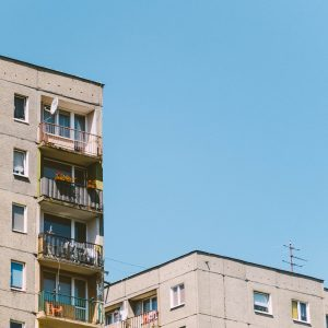 New permitted development right to add two extra floors to blocks of flats